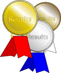 Results Prize Medals